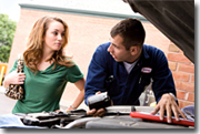 A few reasons to choose In The Works Auto Body Collision Repair